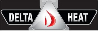 Delta Heat Grills Logo