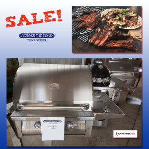 Gas Joe Grill Sale