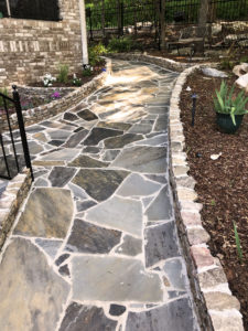 Work done by Preferred Contractor Radway Hardscapes & Landscapes