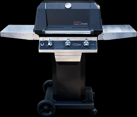 INFRARED & HYBRID Intense Heat for Great Grilling