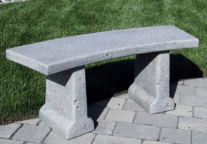 Chelsea Curved bench