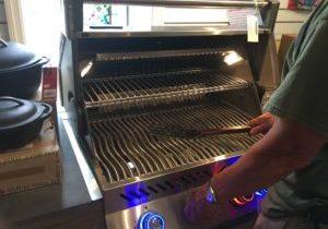 napoleon built in prestige pro 500 grill