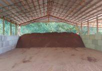dry topsoil