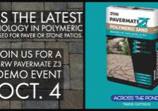 paver event